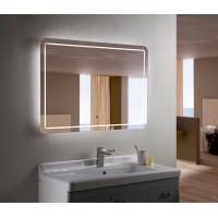 Зеркало с подсветкой для ванной комнаты Анкона 140-90 см